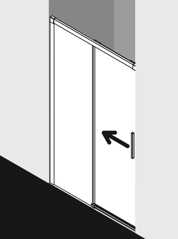 Nica kermi for Portes coulissantes grande largeur